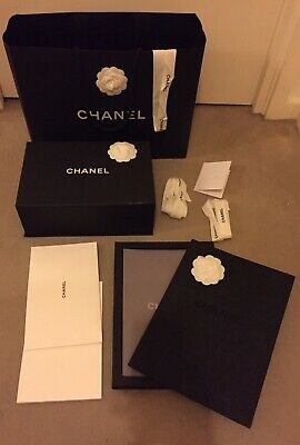 Chanel Box & Bag Complete Packaging