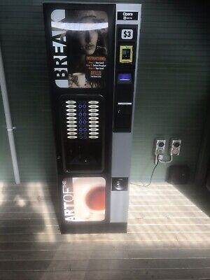 Coffee Vending Machine- Necta Opera