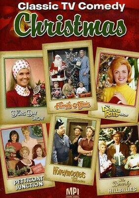 Ultimate Classic TV Christmas Comedy Collection (DVD Used Very Good)