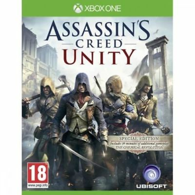 Assassin's Creed: Unity - Special Edition (Xbox One Game) *VERY GOOD CONDITION*