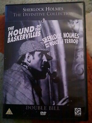 sherlock holmes The Definitive Collection dvd