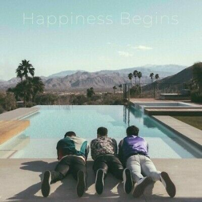 Jonas Brothers CD 2019 Happiness Begins Physical Sealed Album New Music Included