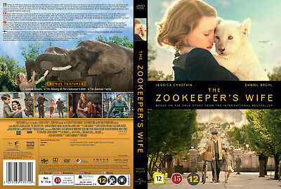 The Zookeeper's Wife (DVD ONLY)