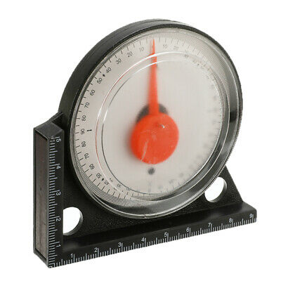 Mini Slope Inclinometer Protractor Tilt Angle Finder Level Clinometer Guage