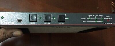 Extron XTP T USW 103 XTP Switcher Integrated Transmitter No power supply