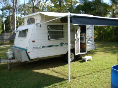 jayco caravan pop top,off roader