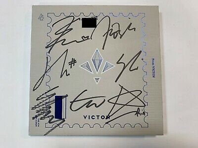 """Victon  """"From Victon"""" - Autographed(Signed) Promo Album"""