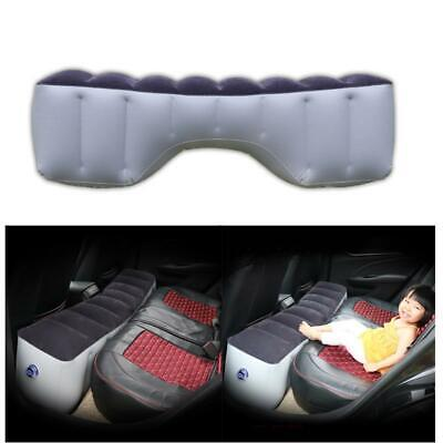 Car Inflatable Mattress Back Seat Bed Gap Pad Travel Camping Air Bed Cushion
