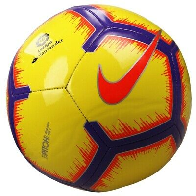 1992a86bf Ball Nike 4 La Liga Pitch SC3318 710 gelb 4 Football Fussball Fußball