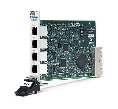 National Instruments NI PXI-8430/4 RS232 High-Performance Interface Card