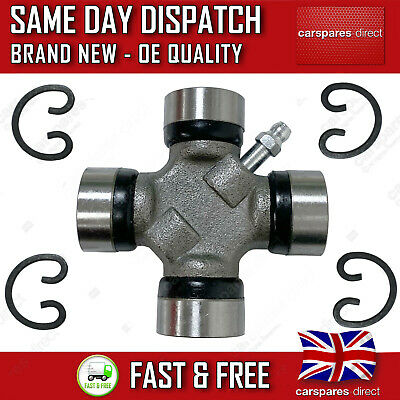 FRONT PROPSHAFT UJ UNIVERSAL JOINT FOR NISSAN PATHFINDER R51 TERRANO Mk2
