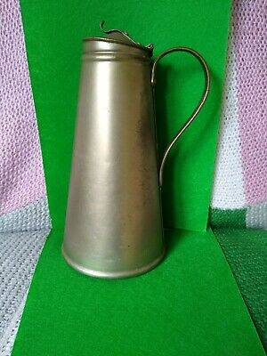 Was Benson Insulated Copper Jug.Marked W.A.S Benson on bottom.