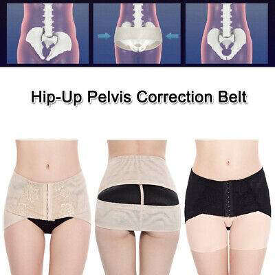 Pelvis Correction Belt Hip up Women Postpartum Belly Wrap Belt Health Care