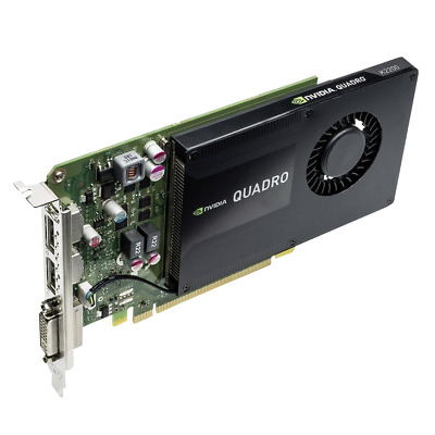 HP Nvidia Quadro K2200 J3G88AT 4GB GDDR5 PCI-Express A-Ware