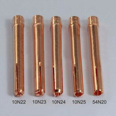 Part Torch Collet Kit Fit 22pcs TIG Welding Consumables Back Cover New Durable