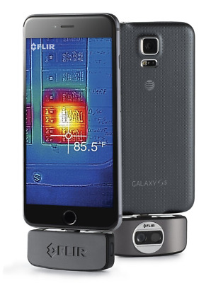 FLIR ONE 2nd Gen THERMAL IMAGING CAMERA FOR Android Devices (Micro-USB)