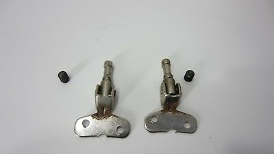 Singer Model 15 Sewing Machine Part: Table Mounts (1937 -AE581416)