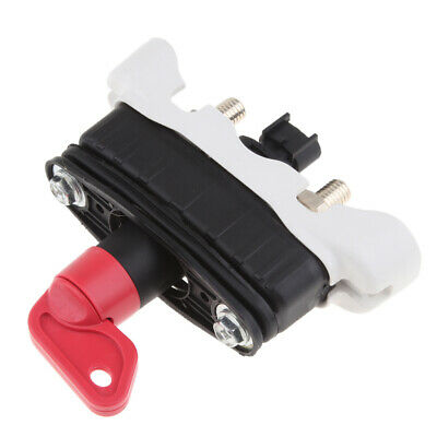 Battery Isolator Disconnect Cut Off Power Kill Switch For Marine Car Boat