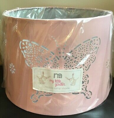 Mothercare My Little Garden Baby Girls Nursery / Bedroom  Light / Lamp Shade