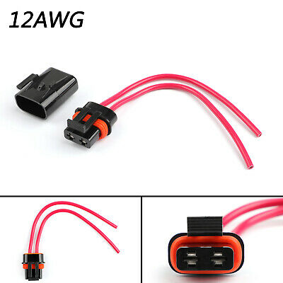 ATO ATC WATERPROOF Medium Blade Fuse Holder 12AWG Wire For ... Wiring Fuse on