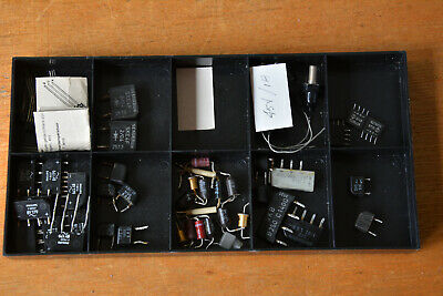 Assorted lot of diodes, Bridge Rectifiers and some other stuff in Box