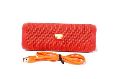 Authentic JBL Flip 4 Waterproof Bluetooth Wireless Portable Stereo Speaker Red