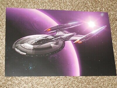 Star Trek DS9 What We Left Behind 11x17 Promo Movie POSTER Documentary