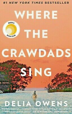 Where the Crawdads Sing By Delia Owens (2018)