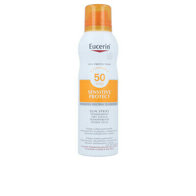 SENSITIVE PROTECT sun spray transparent dry touch SPF50