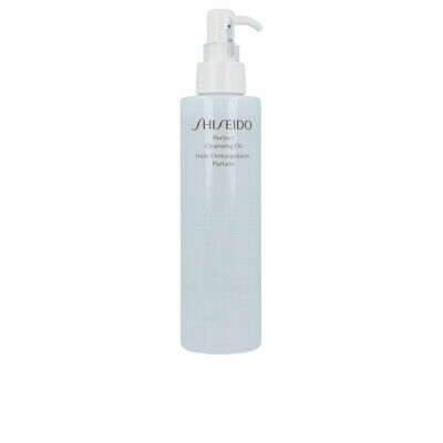 Cosmética Shiseido mujer ESSENTIALS perfect cleansing oil 180 ml