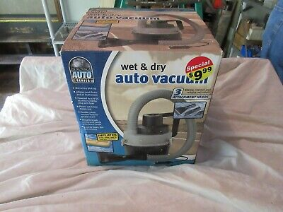 Innovage , Wet & Dry , Auto Series, Wet & Dry Auto Vac , New In Box