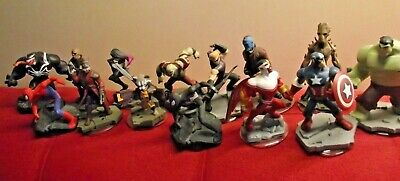 Disney Infinity Figures Marvel Characters - Console Xbox One 360 Wii PS3 PS4