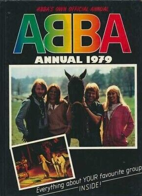 Abba's Own Official Annual. Abba Annual 1979, Anon, Good Condition Book, ISBN
