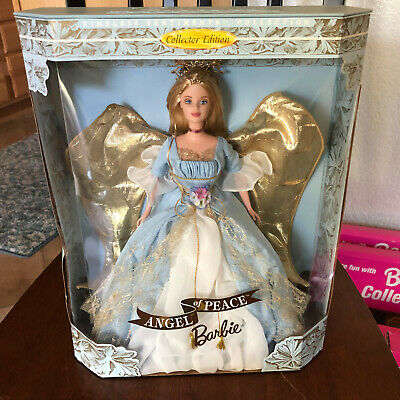 Barbie Doll Angel of Peace Collector Edition 1999