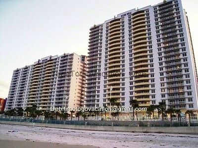AUG 12-16 1-Bedroom Deluxe Condo Wyndham Ocean Walk Resort Daytona Beach 4 Night
