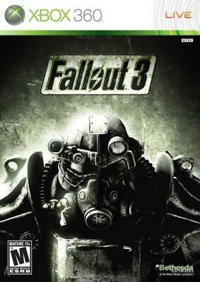 Fallout 3-Nla, Good Xbox 360, Xbox 360 Video Games