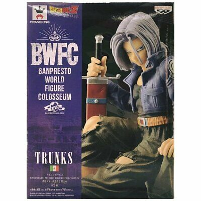 Banpresto Dragon Ball BWFC World Figure Colosseum 2 Future Trunks Figure