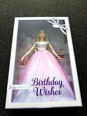 Barbie Signature Collection Birthday Wishes Doll