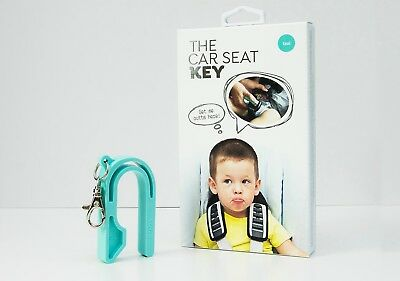 The Car Seat Key - EASY CAR SEAT UNBUCKLE 51g Re