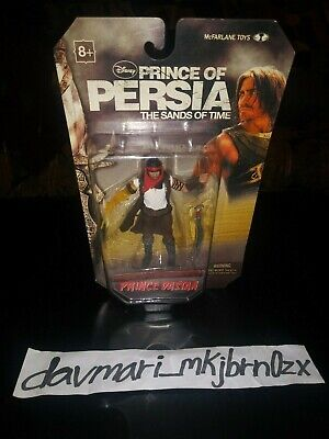 Prince of Persia McFarlane Toys Prince Dastan Target Exclusive Action Figure