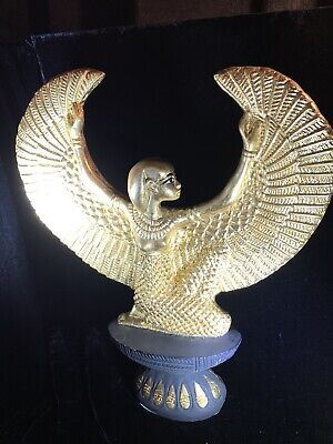 Ancient Egyptian goddess, with Outstretched Wings