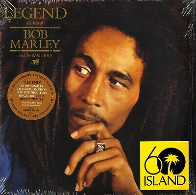 Bob Marley & The Wailers – Legend – The Best Of, Limited, 180 Gram, Double Vinyl