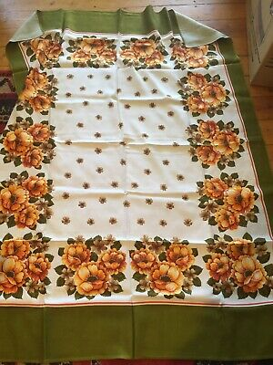Tablecloth Vintage In As New Condition