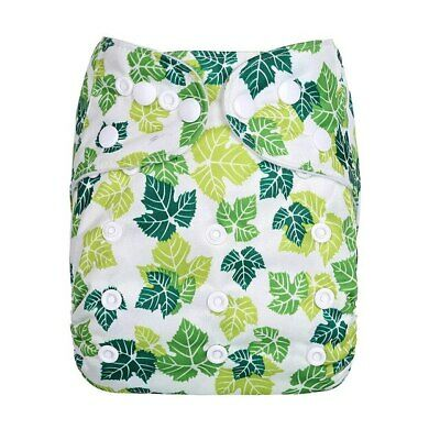 Baby Modern Cloth Nappies Diapers MCNs Adjustable Washable Reusable + 1 Insert