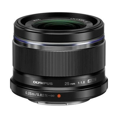 Olympus M. Zuiko Digital 25 MM F 1.8 Lens - Manufacturer Refurbished