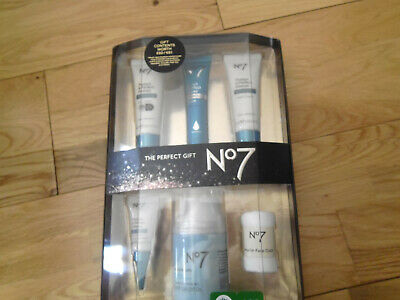 NEW No7 PROTECT AND PERFECT INTENSE ADVANCED SERUM, THE PERFECT GIFT TRAVEL SET