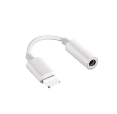 Apple Lightning 3.5MM Headphone Jack Adapter - iPhone 7 / 8 / X
