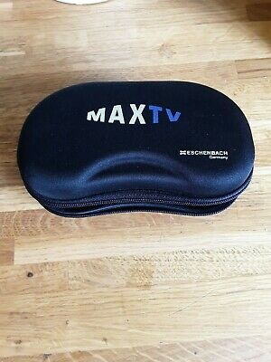 ESCHENBACH MAXTV MAGNIFYING GLASSES 2.1 x ENLARGEMENT WITH CASE (J21)
