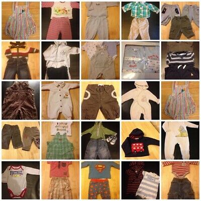 Baby Boy Clothes 0-3 months - Multi Listing - Build Your Own Bundle