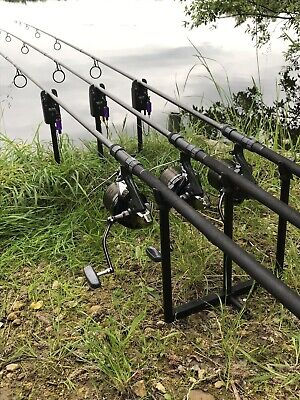 3 Rod Buzz Bar Upright Set Up